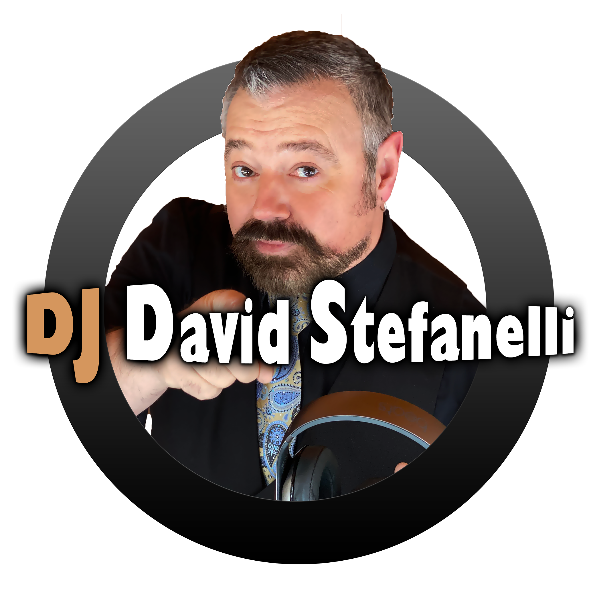Wedding DJ David Stefanelli.