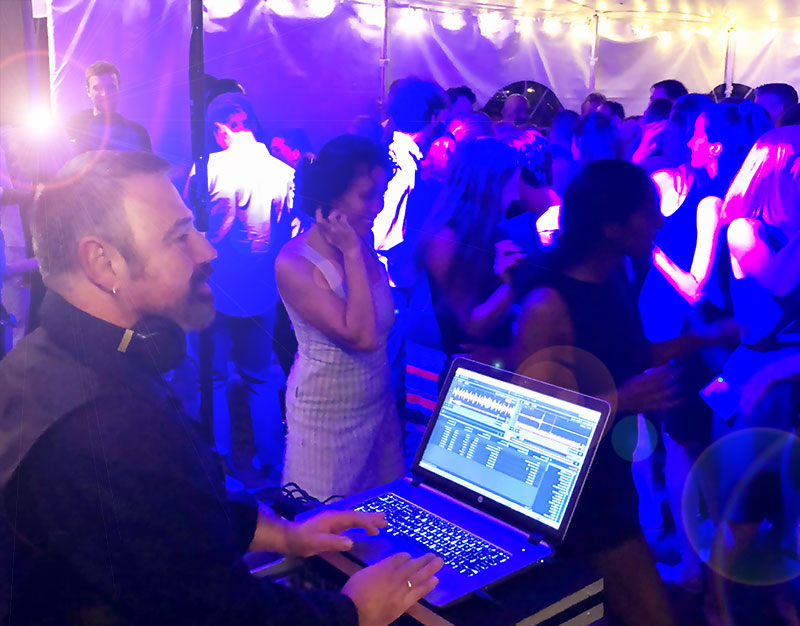 DJ David Stefanelli for your wedding or event.